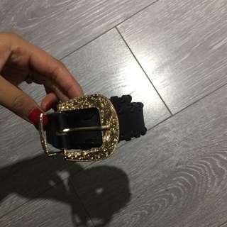 Black Gold Belt