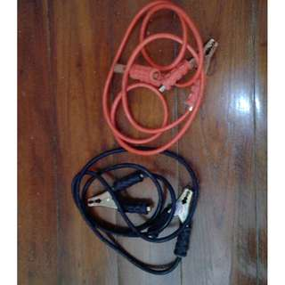 Car Battery Jump Start Cables