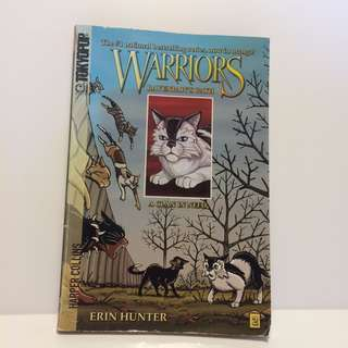 Erin Hunter Warriors Manga- Ravenclaw's Path, A Clan in Need