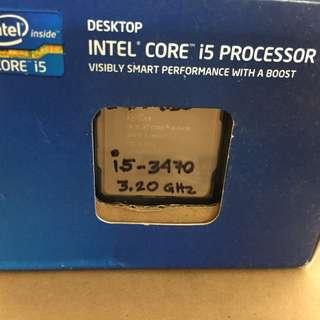 Processor 3470 3.2Ghz 3rd Gen