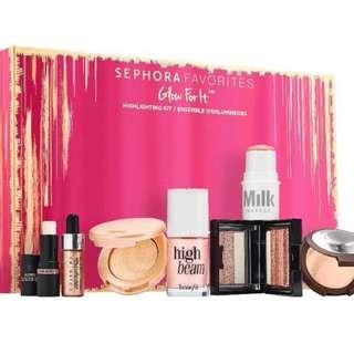 SEPHORA FAVORITES GLOW FOR IT | Makeup Set