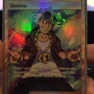 Pokemon TCG Guzma FA