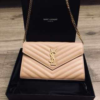 Saint Laurent WOC shoulder bag