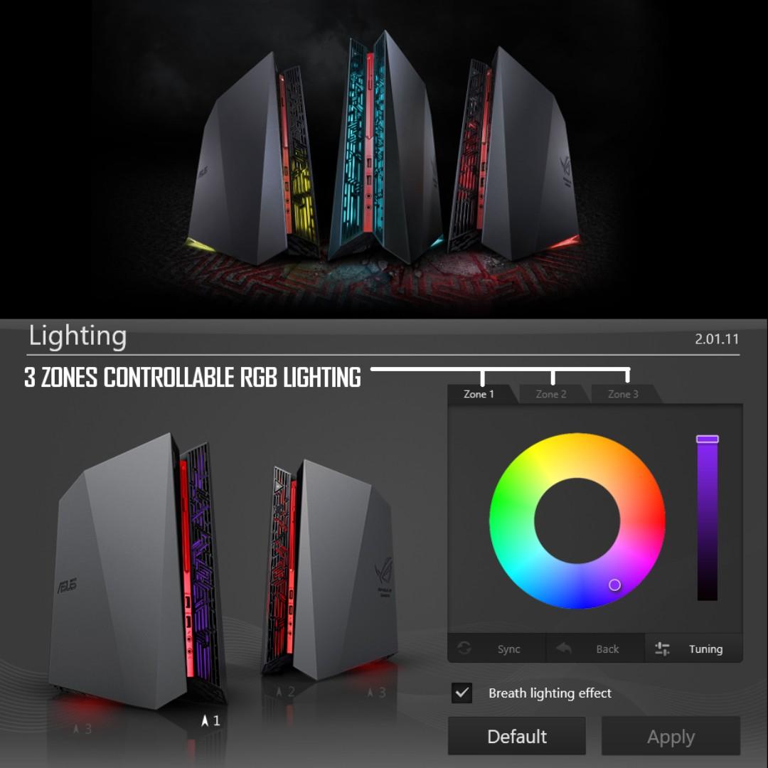 Harga Jual Asus Rog G20ci Update 2018 Adidas Adh2975 Jam Tangan Unisex Silver 12 Online Revolution Esports Mini Gaming Desktop Pc I7 4790 8gb 1tb Hdd