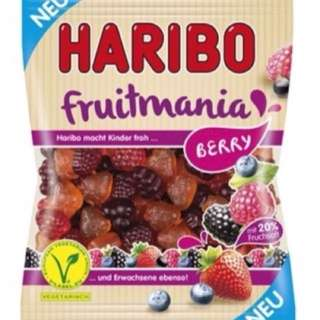 德國Haribo軟糖 - 莓果175g