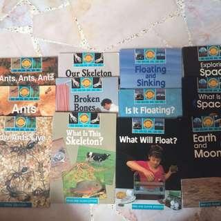 Sunshine Books Science Readers