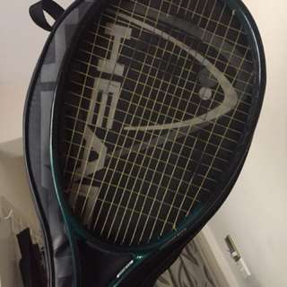 Racket Tennis Head