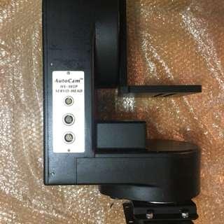 Vinten Autocam TSM HS-105P Servo-Head 攝影棚 棚內 遙控 吊臂 手臂 攝影機 雲台