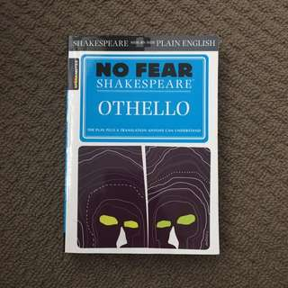 No Fear Shakespeare Othello