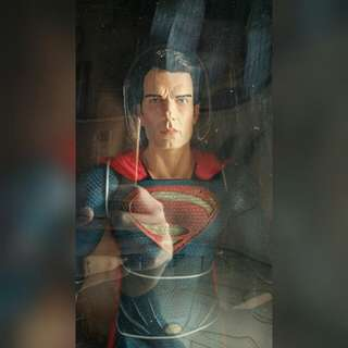 Man of Steel - Superman Action Figure