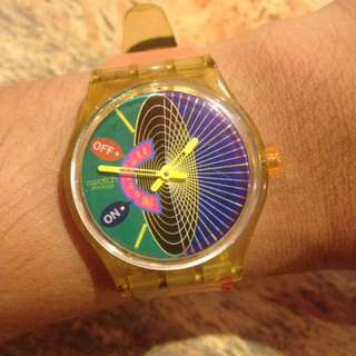 Swatch musical