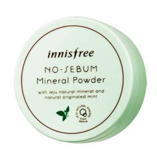 #1212YES Innisfree No-Sebum Mineral Powder