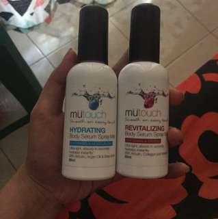 Mutouch body serum