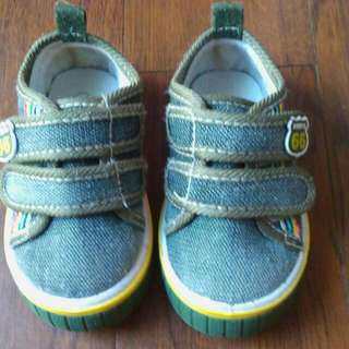 Tough Kid Shoes