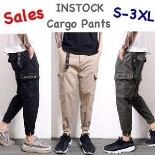 Biker Cargo Pants