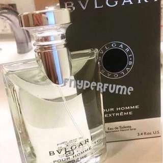 Parfume Bvlgari Extreme pour homme100mL (segel)