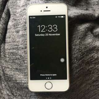 Selling iphone 5s