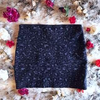 Leopard Zara Skirt