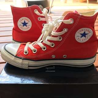Converse Chuck Taylor All Star( Red,EUR36.5)
