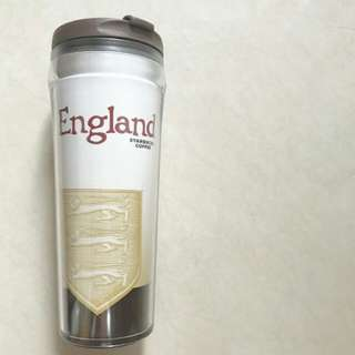 Starbucks Tumbler England