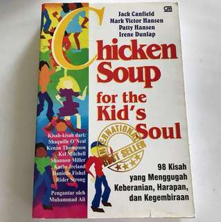 Chicken Soup for the Kid's Soul (Indonesia)