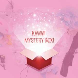 Kawaii mystery box