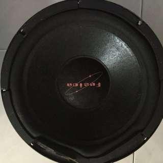"""Fusion 10"""" speaker"""