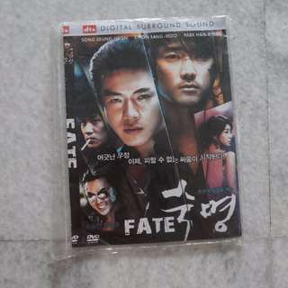 Fate DVD korea