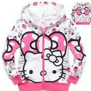 Kids hello kitty jacket