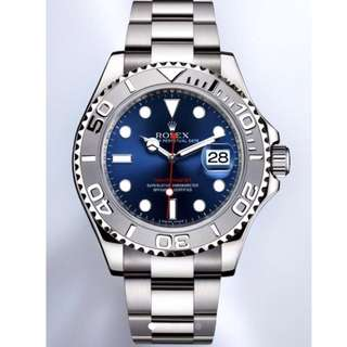 Instock automatic watch