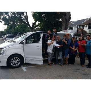 JB Tour Trip MPV 7 seater or MPV 11 seater