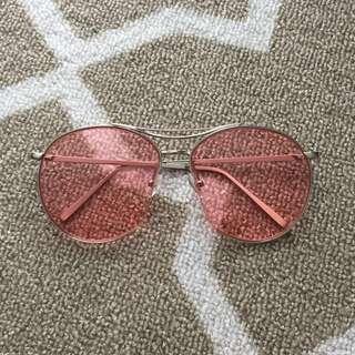 Sunglasses gentle monster oversize pink fashion korea