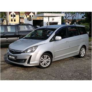 Proton Exora 1.6 Auto 7 seater Malaysia Car