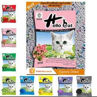 Hello cat cat litter 10litres