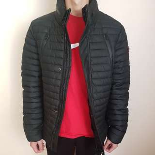Superdry Rain Racer Down Jacket