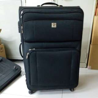 4 Wheels Luggage Size H 31inch W 19inch. Just use one times
