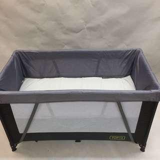 全新 2合1嬰幼兒網床 法國品牌 Top 10 Travel Bed