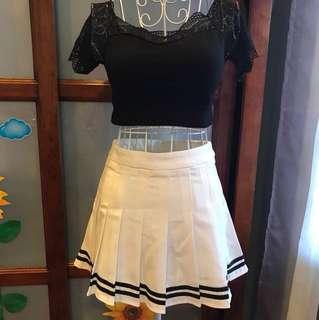 Skirt size S