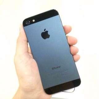 iPhone 5 Space Grey 32 GB RUSH SALE!