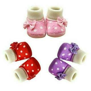 PRE ORDER Baby Shoes