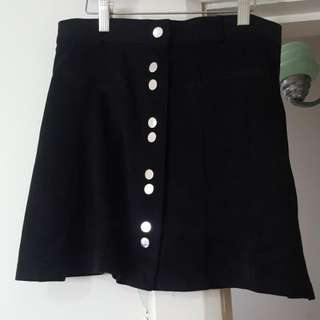 ZARA Trafuluc skirt - Black