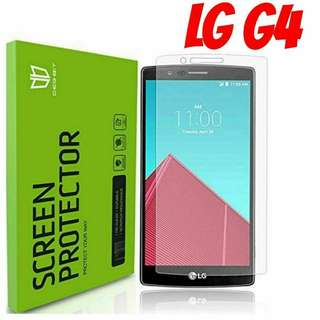 LG G4 Glass Screen Protector