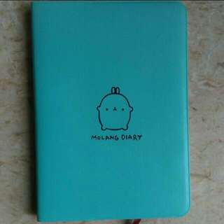 2018 Molang Diary/Planner