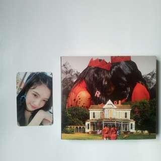 Red Velvet Perfect Velvet with Joy pc
