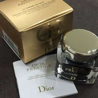 🚚 *年終大出清*迪奧Dior精萃再生花蜜活膚晚霜