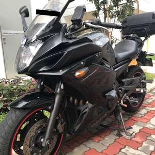 Yamaha Diversion for sale
