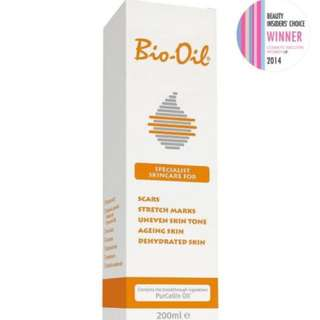 BIO OIL 200ML CHEAPEST #1212YES