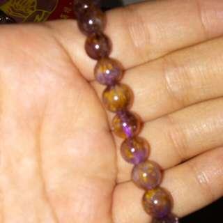 紫鈦手機珠