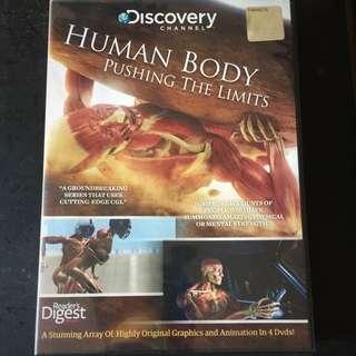 Human Body DVDs