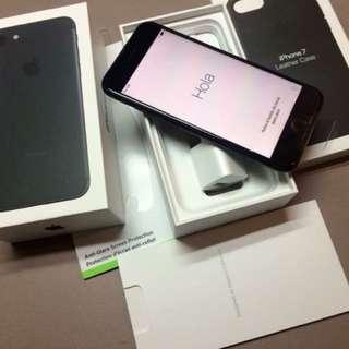 📲 Iphone 7, Black matte